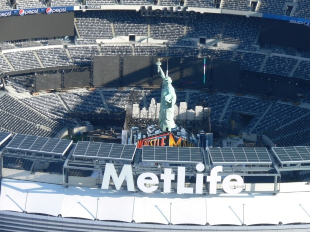 Wrestlemania 29 Stage and Ring Pictures Leak   Thoughts ... Wrestlemania 29 Stage